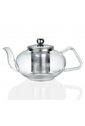 Küchenprofi, Tekanne glass m/filter 0,8L