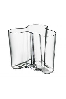 Iittala Aalto, vase 120 mm klar