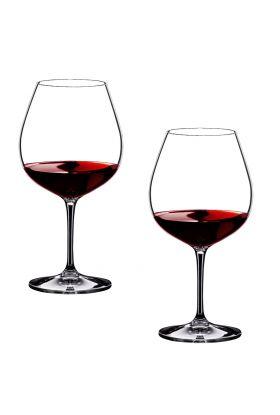 Riedel, Burgunder glass 2 pk