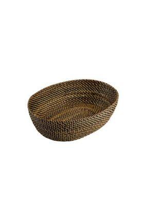 Pillivuyt, brødkurv oval 24,5 cm