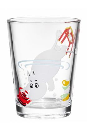 Iittala Mummi glass, Mummitrollet 22 cl