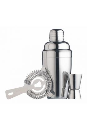 KitchenCraft, Cocktailshaker sett 0,5 l