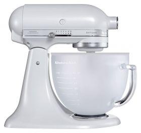 KitchenAid Artisan Kjøkkenmaskin 4,8 L Frosted Pearl, 300 watt