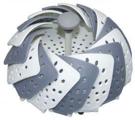 Aanonsen Damprist silikon og plast 30 cm