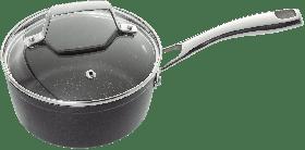 Stellar Rocktanium kasserolle m/slipplett 1L