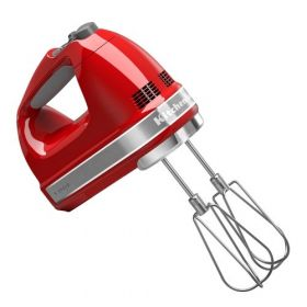 KitchenAid Håndmikser Rød 85 watt