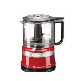 KitchenAid mini-foodprocessor Rød