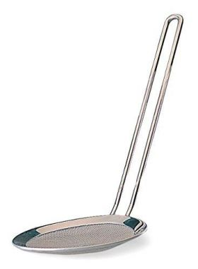Aanonsen hullskje med vinklet håndtak 36 cm