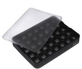 Lurch isbitform silikon 2x2 cm