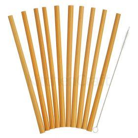 Kitchen Craft Bambus sugerør 10pk