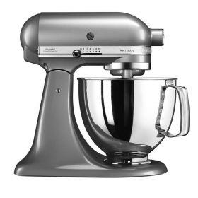 Kitchenaid Artisan kjøkkenmaskin 4,8 L contour silver, 300 watt