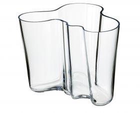 Iittala Aalto vase klart glass 160 mm