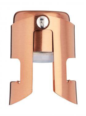 BarCraft champagnestopper kobber
