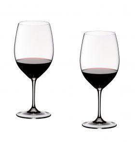 Riedel Vinum Bordeaux rødvinsglass 61 cl 2pk