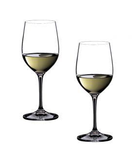 Riedel Vinum Chablis/Chardonnay hvitvinsglass 35 cl 2pk
