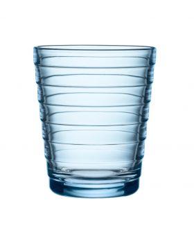 Iittala Aino Aalto vannglass aqua 22cl