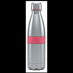 Boddles Termoflaske 0,5L Bringebærrød