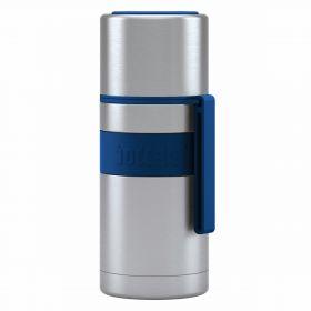 Boddles Termos m/drikkekopp 0,35L Mørkeblå