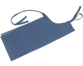 Bastian forkle blå denim 95x70-80 cm