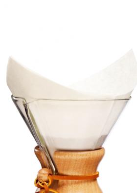 Chemex filter for 6,8 og 10 kopper/100 stk