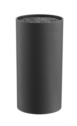 Grunwerg knivblokk svart høyde 22,5 cm