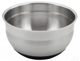Grunwerg Bakebolle rustfritt stål sklisikker bunn 1,25 L