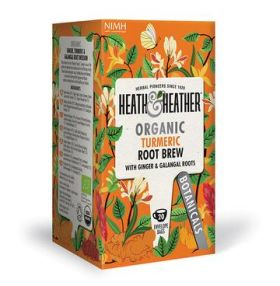 HEATH & HEATHER ORGANIC ROOT REMEDY