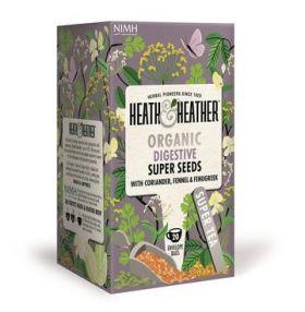 HEATH & HEATHER ORGANIC SUPER SEEDS