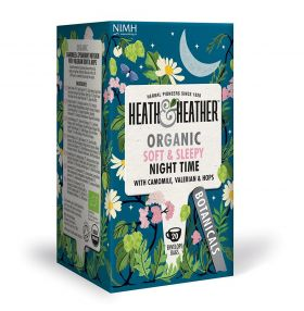 HEATH & HEATHER ORGANIC NIGHT TIME