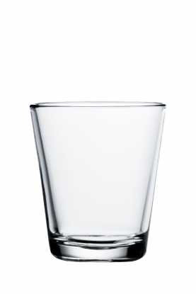 Iittala Kartio vannglass Klar 21cl