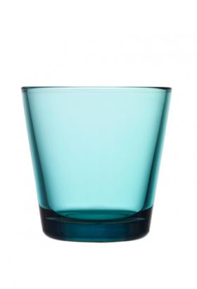 Iittala Kartio glass sjøblå 21cl