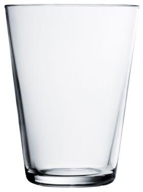 Iittala Kartio vannglass Klar 40cl