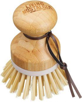 KitchenCraft oppvaskbørste bambus
