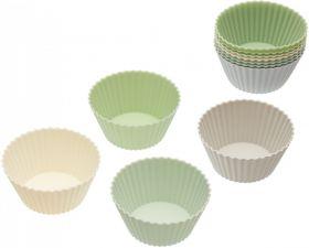 KitchenCraft silikon muffinsformer Ø 7 cm