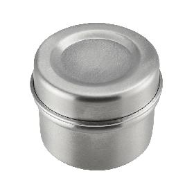 Lurch Matboks/Dressingboks rustfritt stål 5,6x4,8 cm
