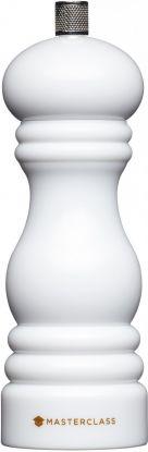 Masterclass Salt/pepperkvern 17 cm Hvit