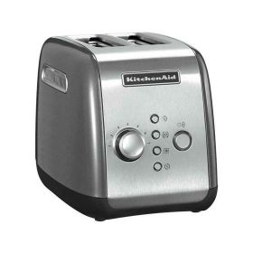 KitchenAid Brødrister 2 skiver contour silver 1100 watt