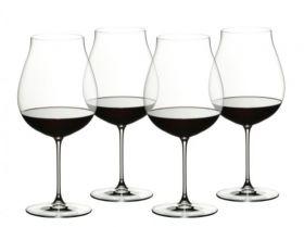 RIEDEL VERITAS New World Pinot Noir 80 cl 4pk