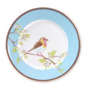 Early bird asjett blå Ø21 cm