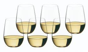 Riedel O Riesling/Sauvignon Blanc 6pk