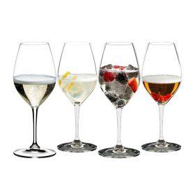Riedel Mixing Champagneglass 44 cl 4pk