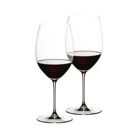 Riedel Veritas Cabernet/Merlot rødvinsglass 62 cl 2pk