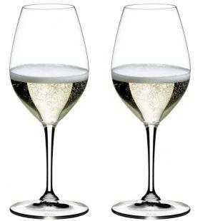 Riedel Vinum champagneglass 44,5 cl 2pk