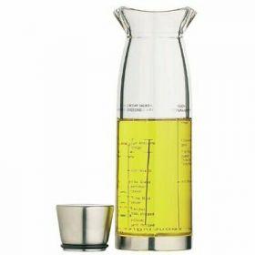 KitchenCraft olje-, eddik- og dressingflaske 29 cl