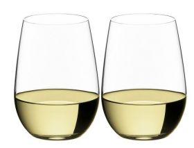 Riedel O Riesling/Sauvignon blanc hvitvinsglass 37 cl 2pk