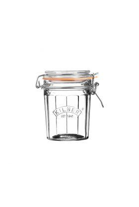 KILNER VINTAGE GLASSKRUKKE M/GUMMIRING 0,45L