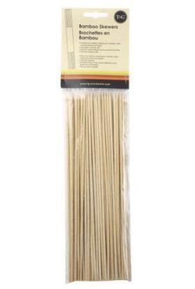 T&G grillspyd bambus 25cm