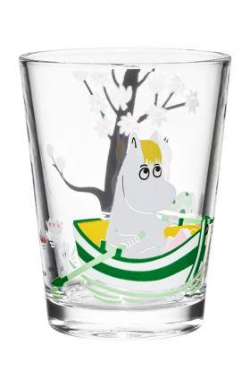 Mummi glass Snorkfrøken 22 cl