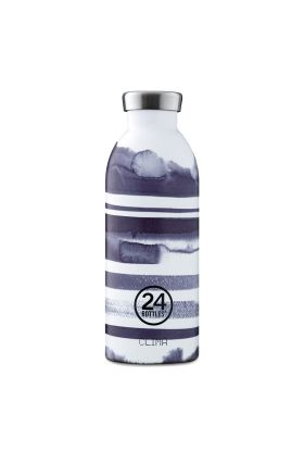 24 Bottles, Clima Flaske Stripes 500 ml