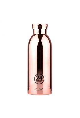 24 Bottles, Clima flaske Rose gull 500 ml
